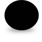 Métal noir gaufré